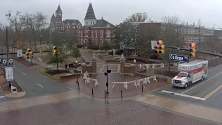 City of Auburn Toomer's Corner Webcam 1