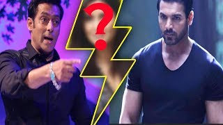 Shocking! Ugly Fight Between Salman Khan And john Abraham Due To This Actress