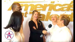 America's Got Talent: Angel City Chorale On The DIFFERENCE Between Them & Other AGT Singers!