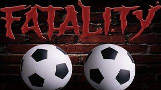 BALL CRUSHING FATALITY
