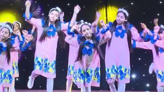 قناة اطفال ومواهب الفضائية حفل مهرجان غادة الجنوب القنفذة اليوم 2