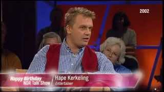 Comedians in NDR Talk Shows 1987 - 2013
