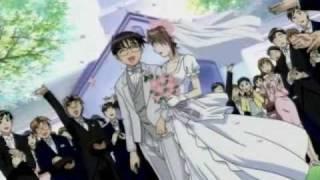 video romantico de love hina 2011