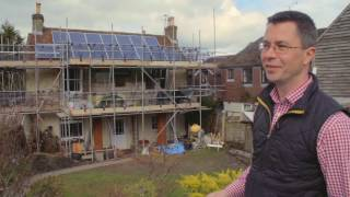 Moduloft prefabricated loft conversion video case study