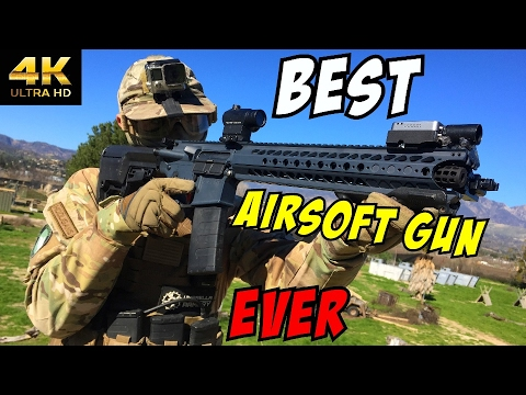 THE BEST AIRSOFT GUN EVER! 😱