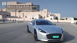 First Look: Aston Martin Rapide S in Oman