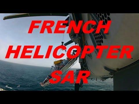 FRENCH HELICOPTER SAR: