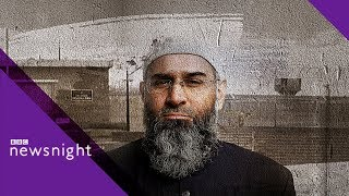 Anjem Choudary: What threat might he pose once freed?  - BBC Newsnight