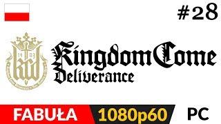 KINGDOM COME: DELIVERANCE PL 👑 odc.28 (#28) ⚔️ Przesłuchanie i...zaraza!