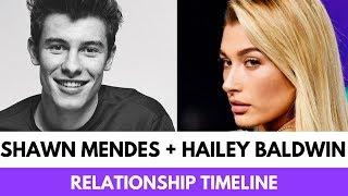 Shawn Mendes + Hailey Baldwin A Couple?!