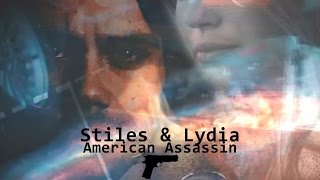 Stiles & Lydia [American Assassin AU]