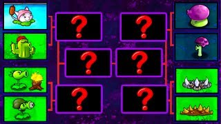 Plants vs. Zombies Mod Tournament Pvz 2 Gameplay Plantas contra Zombies