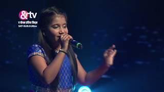 Shreya Sings Barso Re | Sneak Peek | Semi-Final | The Voice India Kids | Sat-Sun 9 PM