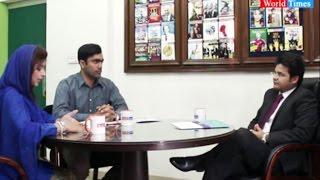Video Interview: Fazl-e-Rabbi Cheema, Interview Topper (8th Position - CSS 2013)