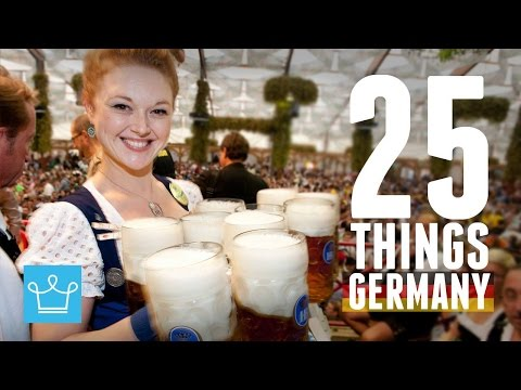 watch 25 Things You Didn't Know About Germany