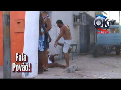 Fala Povão Violência em Maceió nas Alagoas