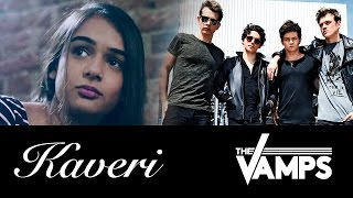 Kaveri's Live Performance With The Vamps