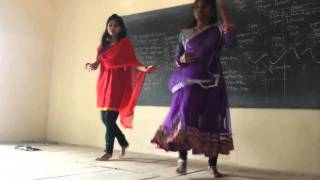 Bangladesher Meye Re Tui l Bangla Dance l Performance l Mirza College l 2016