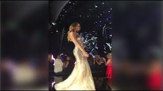 Ariadna Gutierrez en el Final Look del Miss Universo 2015 [Desde Otro Angulo]