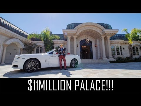 11MILLION PALACE IN THE MOUNTAINS