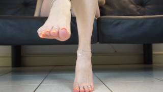The Art Of Foot Seduction!