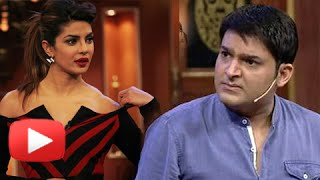 Kapil Sharma Gets ANGRY   INSULTS Priyanka Chopra
