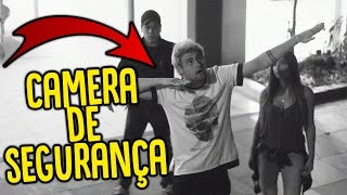 INSTALAMOS AS CAMERAS DE SEGURANÇA PRA PEGAR O INVASOR !!!