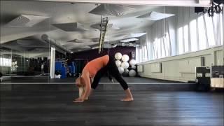 Front Split Tutorial - Exercises