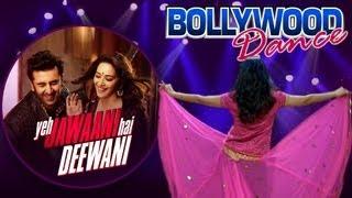 Ghagra    Part 1 Dance Steps     Yeh Jawaani Hai Deewani