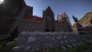 ViruzPlayzMC' server - Fremvisning af map!