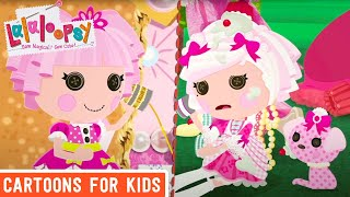 Suzette La Sweet | Sewn On Date | We're Lalaloopsy | Now Streaming on Netflix!