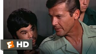 The Man with the Golden Gun (5/10) Movie CLIP - A Gun and a Bag of Peanuts (1974) HD