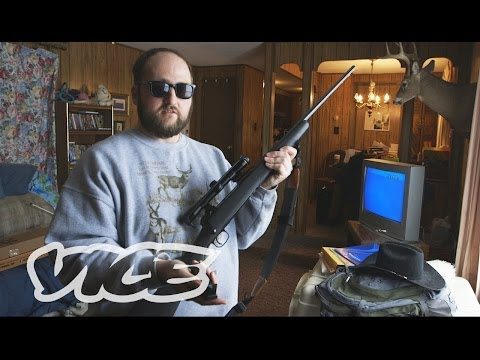 The Completely Blind Hunter: Profiles by VICE