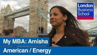 Amisha's MBA Experience | London Business School