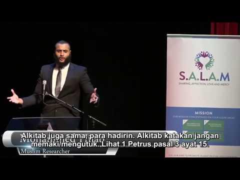 Xxx Mp4 Ketika David Wood Membantu Mohammed Hijab Menyampaikan Argumennya 3gp Sex