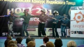 MOSCOW HOLI MELA WITH DEEPAK