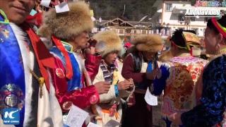 LIVE: Ethnic Tibetans celebrate New Year in Qiaoqi, China