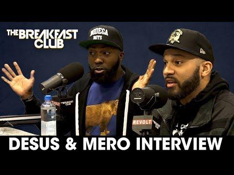 Xxx Mp4 Desus Mero Pressed By DJ Envy In Heated Breakfast Club Interview 3gp Sex