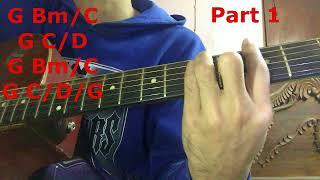 amake amar moto thakte dao guitar chords (আমাকে আমার মত থাকতে দাও)
