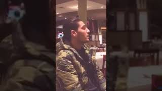 محمد عساف يقرأ القرآن الكريم بصوت الشيخ عبدالباسط عبدالصمد