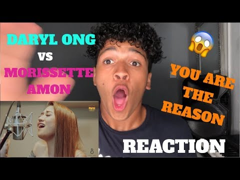 Download You Are The Reason - Calum Scott - Cover by Daryl Ong & Morissette Amon |MY REACTION free