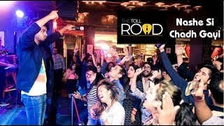 Befikre | Nashe Si Chadh Gayi | Zephyr | FLYP @ MTV Delhi | Delhi Based 'Bollywood Fusion Band'