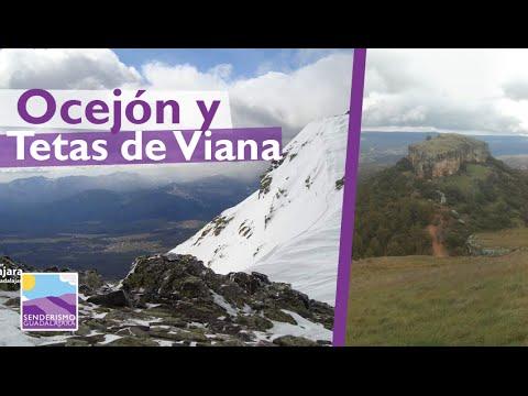CRGU (III): Ocejón y Tetas de Viana - Caminos rincones de Guadalajara (III)