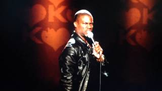 Kevin Hart-My Mom Told Me To Tell You!