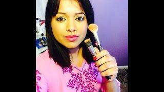 සිංහල  Sri lankan   Quick Makeup Look in Sinhala - සිංහල