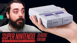 EJ Reviews: SNES Classic