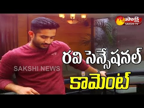 Anchor Ravi Explosion on Actor Chalapathi Rao 'Women only fit for sex' Comments - Watch Exclusive