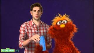 antonyms with sesame street  video for PRTESOL