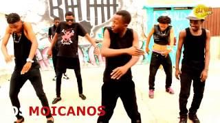 Os Moicanos - Dança Kuduro de Angola