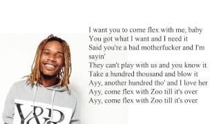 Fifth Harmony ft. Fetty Wap - All In My Head (Flex) Lyrics
